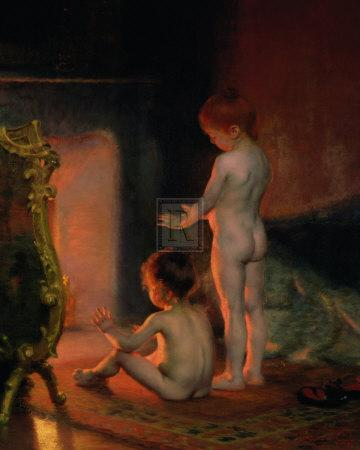 After the Bath, c.1890