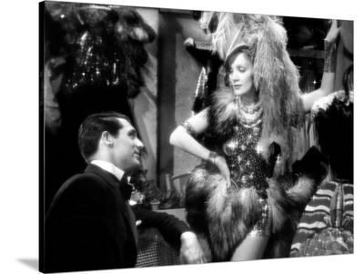 Cary Grant & Marlene Dietrich