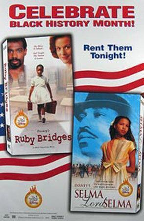 Ruby Bridges/Selma Lord Selma
