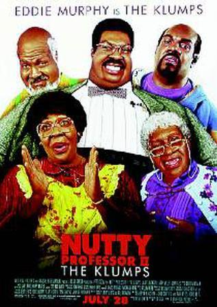 The Nutty Professor 2:The Klumps