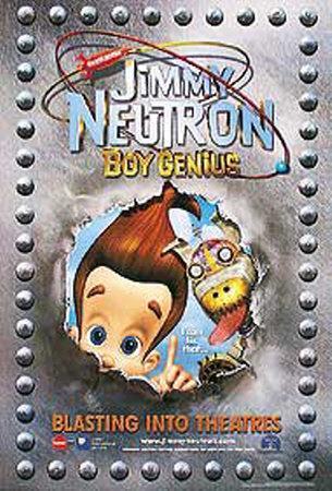 Jimmy Neutron Boy Genius!