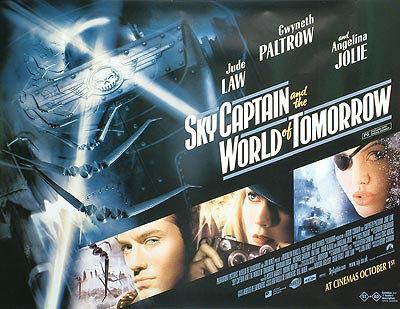 Sky Captain And The World Of Tom