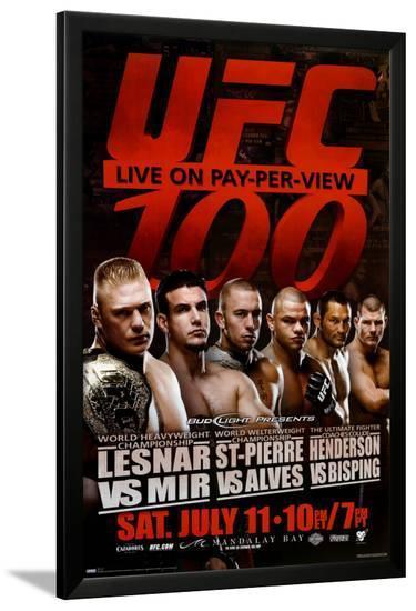 UFC - 100
