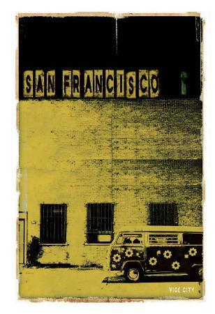 San Francisco, Vice City in Yellow