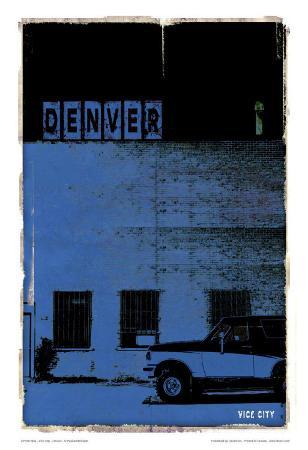 Denver, Vice City in Blue