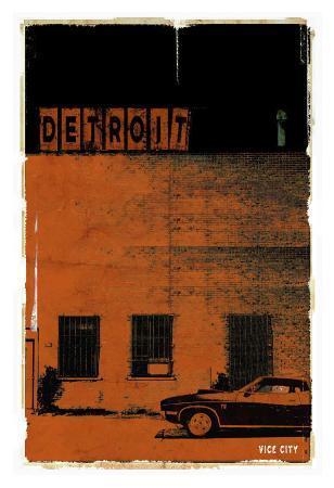 Detroit, Vice City in Orange