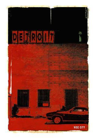 Detroit, Vice City in Red