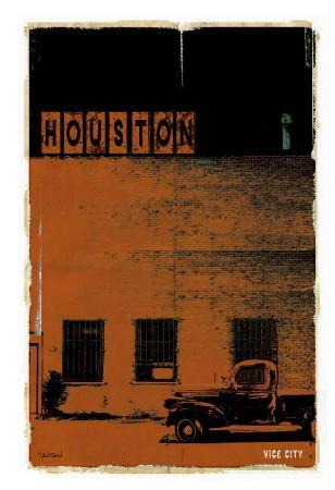 Houston, Vice City in Orange