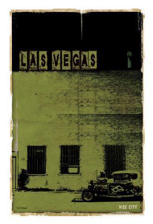 Las Vegas, Vice City in Green