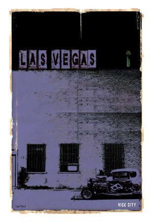 Las Vegas, Vice City in Purple