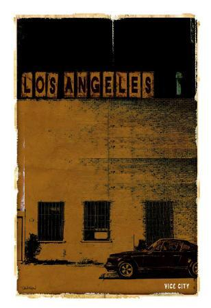 Los Angeles, Vice City in Brown