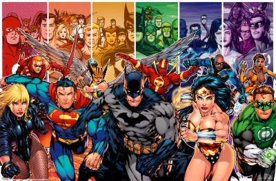 DC Comics - Justice League of America Generations