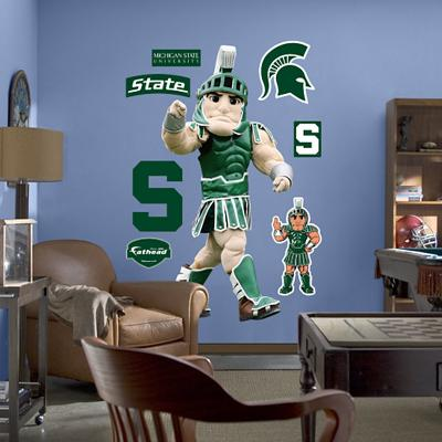 Michigan State Mascot - Sparty