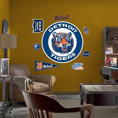 Detroit Tigers Classic Logo