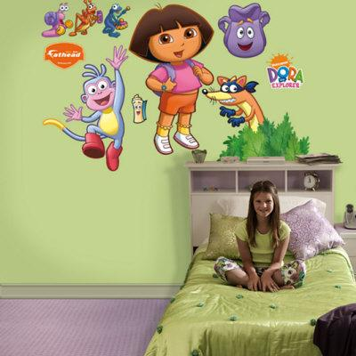 Dora, Backpack & Boots