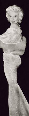 Marilyn Glancing over Shoulder (detail)