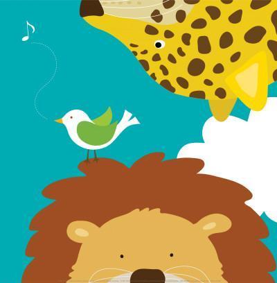 Safari Group: Leopard and Lion