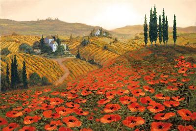 Hills of Tuscany II
