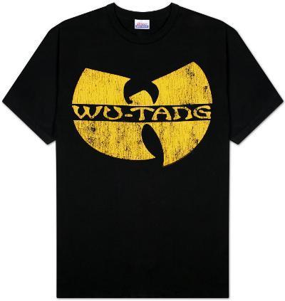 Wu-Tang Clan - Distressed Logo