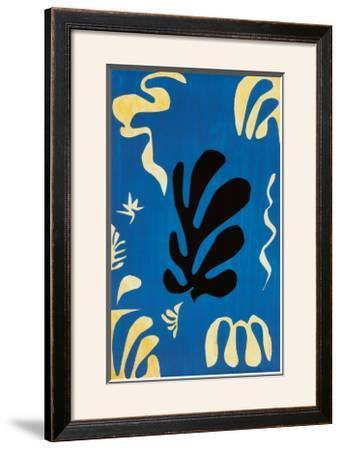 Composition Fond Bleu