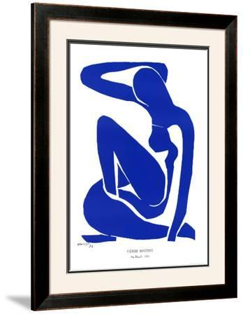 Nu Bleu I, c.1952