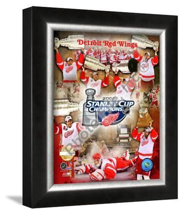 Detroit Red Wings, 2007-08 Stanley Cup Champions PF Gold