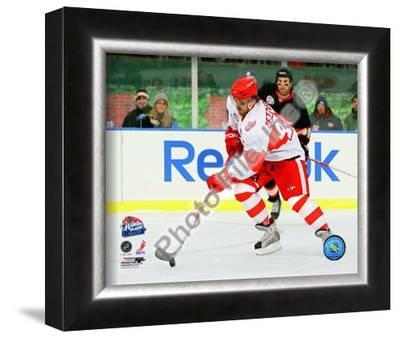 Henrik Zetterberg 2008-09 NHL Winter Classic