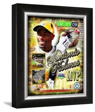 Santonio Holmes Super Bowl XLIII MVP