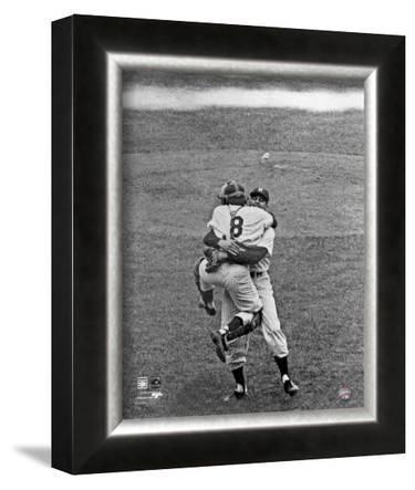 Don Larsen & Yogi Berra Game 5 of the 1956 World Series