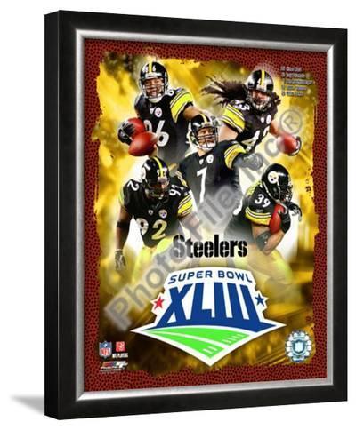2008 Pittsburgh Steelers Superbowl Big 5