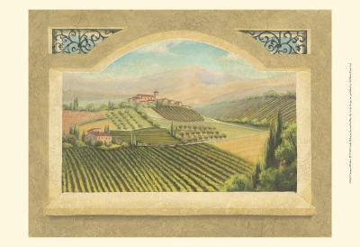 Vineyard Window IV