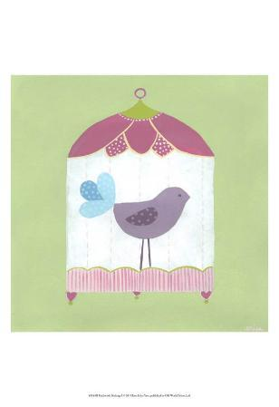 Patchwork Birdcage I