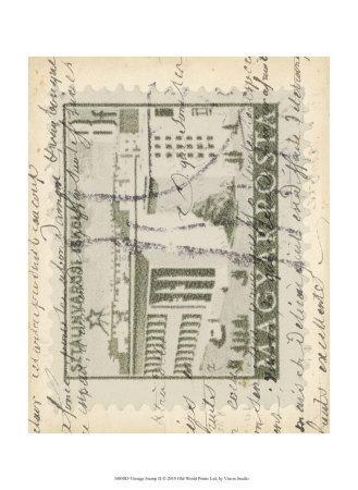 Vintage Stamp II