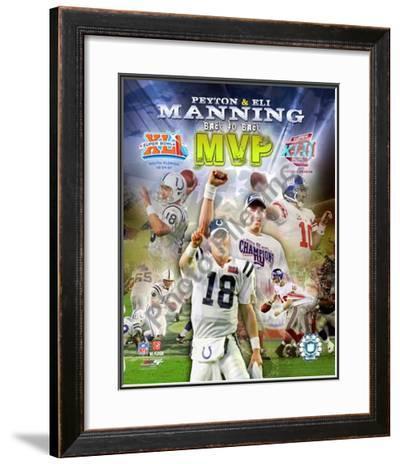 Peyton Manning & Eli Manning