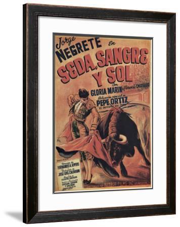 Classic Mexican Movie: Sedasangre