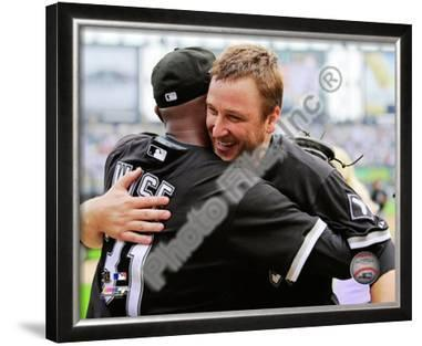Mark Buehrle '09 Perfect Game (w/ D. Wise)