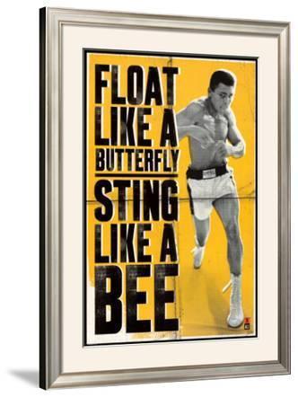 Muhammad Ali - Float like a Butterfly