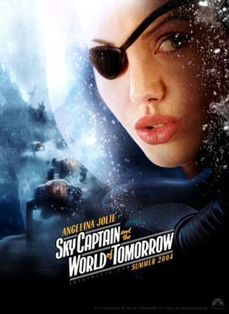 Sky Captain and the World of Tomorroe