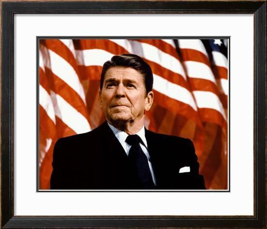 29 Best Corey Reagan Interiors Images On Pinterest: President Ronald Reagan Framed Photographic Print At