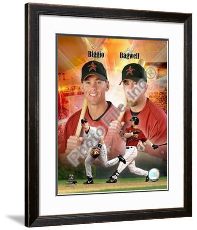 Craig Biggio and Jeff Bagwell