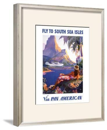 South Sea Isles via Pan Am