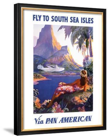 South Sea Isles via Pan Am