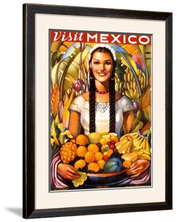 Visit Mexico, 1939