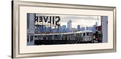 Subway Line 7, New York