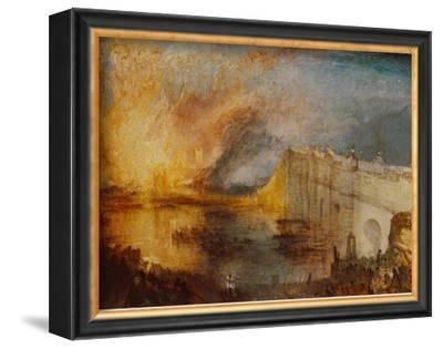 Burning of the Houses of Parliament