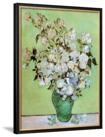 A Vase of Roses, c.1890
