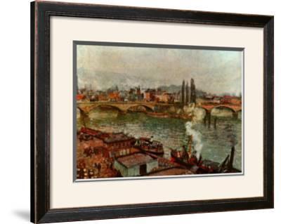 Stone Bridge Rouen