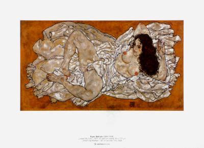 Recliining Woman, c.1917