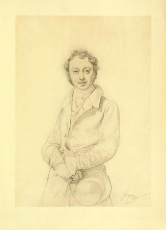 Portrait Raoul Rochette