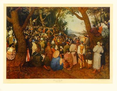 The Sermon of St John